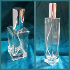 Portable Clear Glass Refillable Perfume Atomizer Empty Spray Bottle New 2017