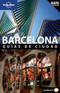 Lonely Planet Barcelona  Travel Guide   Spanish Edition