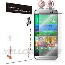 HTC ONE M8 Screen Protector 3x Anti-Scratch HD Clear Shield Guard Cover Film