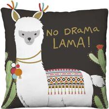 "SHEEPWORLD - kleines Kissen ""no Drama Lama"