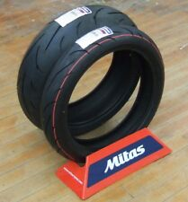 Mitas Sport Force Motorcycle Tires 120/70-17 190/50-17 SET PAIR Honda Yamaha