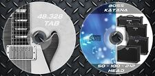 216 Patches BOSS KATANA 50-100-212-HEAD Custom Tone. 48.328 Partituras Guitarra