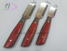 Stripping knives for terriers, Carding knives, Pet combs, Fox, Dog,Cat, Fur