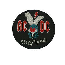 ACDC Embroidered Rock Band Sew On Patch UK SELLER Patches