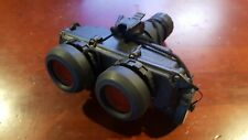PVS7 gen 3 Night Vision Goggles w/ Wilcox amber filters and harness.