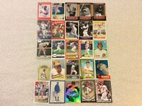 HALL OF FAME Baseball Card Lot 1978-2019 JOE DIMAGGIO LOU BROCK BABE RUTH