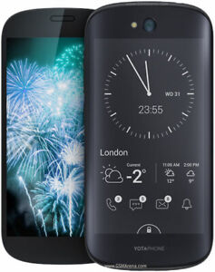 YotaPhone 2 YD201 32GB Black (Unlocked) Smartphone