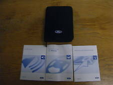 2001-2004 FORD FOCUS HANDBOOK OWNERS MANUAL WALLET (209)