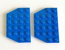 LEGO 1x Piastra Cuneo Angolare Ala 6x3 LIME 54383 54384 Lotto