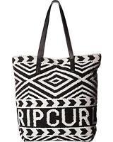 Rip Curl BLACK SANDS TOTE BAG Womens Shoulder Beach Hand Bag New - LSBZW3 Black