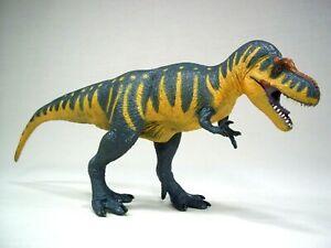 Rare Vintage 1994 Battat Tyrannosaurus Rex Dinosaur Figure T Rex Replica Toy HTF