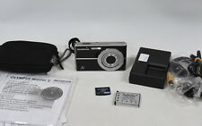 Olympus FE-3010 Digital Camera with Accessories - 12 MegaPixel