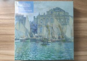 Monet: The Museum at Le Havre -The London National Gallery: BNIB Jigsaw puzzle