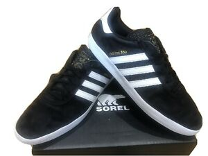 Mens Adidas 350 Trainers Size 11 Black