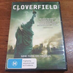Cloverfield DVD R4 Like New! FREE POST
