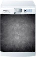Sticker lave vaisselle déco cuisine électroménager Texture réf 611 60x60cm