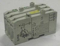 Klockner Moeller CL-PKZ0, PKZM0, Motor Protector Base Unit, Used, Warranty