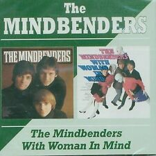The Mindbenders/With Woman In Mind -The Mindbenders(CD, Aug-2003, Beat Goes On)