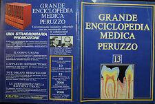 GRANDE ENCICLOPEDIA MEDICA PERUZZO N°13 / 1978