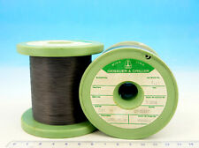 100ft 30m O ISOTAN Constantan 36AWG 0.13mm 0,13 38.91 Ω/m Resistance WIRE