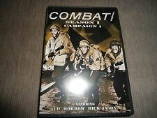 Combat - Season 1, Campaign 1 (1962) Like New 4 Discs (DVD)