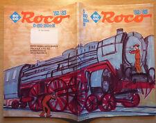 Roco-Katalog 1982/83, gut erhalten, siehe Fotos.