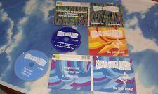 COSMIC ROUGH RIDERS LOT OF 3 UK MAXI CD SINGLES W/RARE B-SIDES
