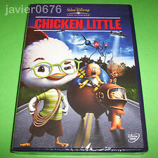 CHICKEN LITTLE CLASICO DISNEY NUMERO 47 - DVD NUEVO Y PRECINTADO