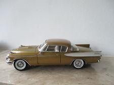 altes Modellauto Anson 1957 Studebaker Gold Howk Maßstab 1:18 ohne OVP