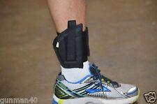 Ankle Holster for BERETTA NANO compact pistol