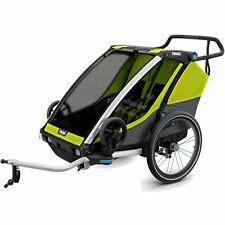 Thule Chariot Cab 2 Multisport-Anhänger Kinder-Fahrradanhänger Kindertransporter