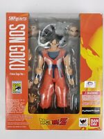 Bandai SDCC 2015 Comic Con SH Figuarts Dragon Ball Z Goku Frieza Saga Version