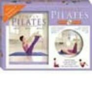 Simply Pilates Book & DVD Set