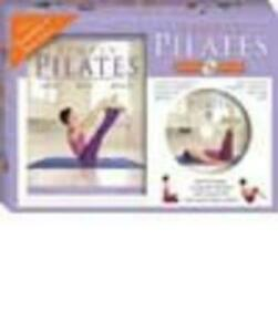 Simply Pilates Book & DVD Set