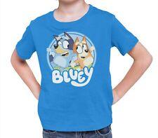 BLUEY & BINGO Kids T-Shirt Brother & Sister Matching TShirts