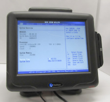 "Ncr Radiant P1560 15"" Touch Screen Pos Terminal 2Ghz 2Gb Ram Tested Needs Hdd"