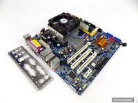 PC Aufrüstkit ASRock ALiveNF4G-DVI + AMD X2 6000+ 3GHz + 2GB DDR2 - 100% OK