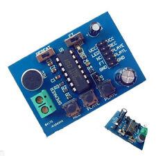 1Stk ISD1820 Voice Board Tonaufnahme Playback Module  Mikrofon Auf Board