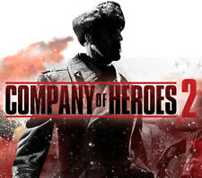 Company Of Heroes 2 PC Steam Code Key NEW Download Game Fast Region Free