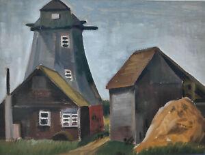 Brigitte Köhler-Kliefert/1924Stralsund-2001Berlin/Schwarze Mühle-Vitte/Hiddensee