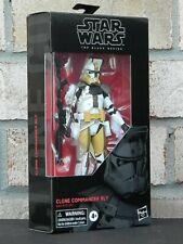 "COMMANDER BLY Star Wars The Black Series 6"" Action Figure Rise of Skywalker 104"