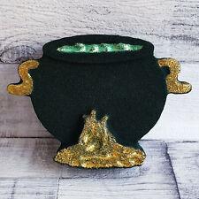 Cauldron Mould, Bath Bomb Jelly Soap Chocolate Plaster Model Clay Halloween Mold