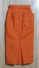 Barbie Sheath Skirt (1962) Orange