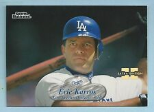 ERIC KARROS 1998 SPORTS ILLUSTRATED FIRST EDITION 1/1