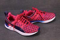 SB444 Puma Pulse XT Clash Damen Sneaker Sportschuhe Gr. 39 pink blau Sportschuhe