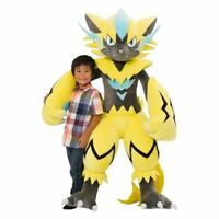 Pokemon Center Limited life-size Zeraora Plush doll Huge official Rare!