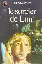 A.E. VAN VOGT LE SORCIER DE LINN