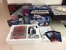 Super Nintendo Snes Pack Nigel Mansell S World championship Racing