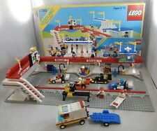 LEGO Town 6395 Victory Lap Raceway Racing Set 100% Complete Adult Owned