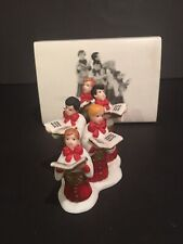 Department 56 Heritage Village Accessory Choirboys All In A Row